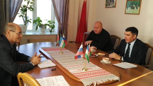 Talks on cooperation with the Republic of Bashkortostan